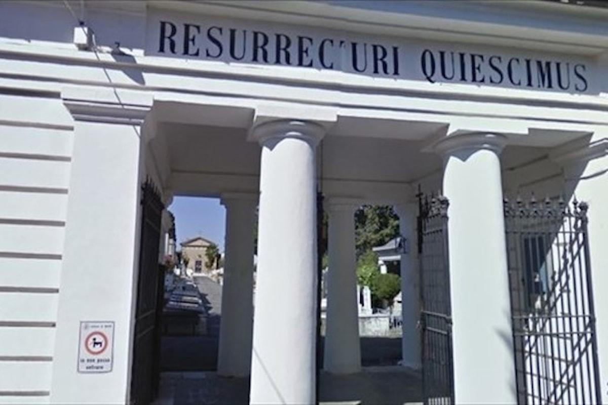 Vasto, cimitero indecoroso: rispetto per i defunti