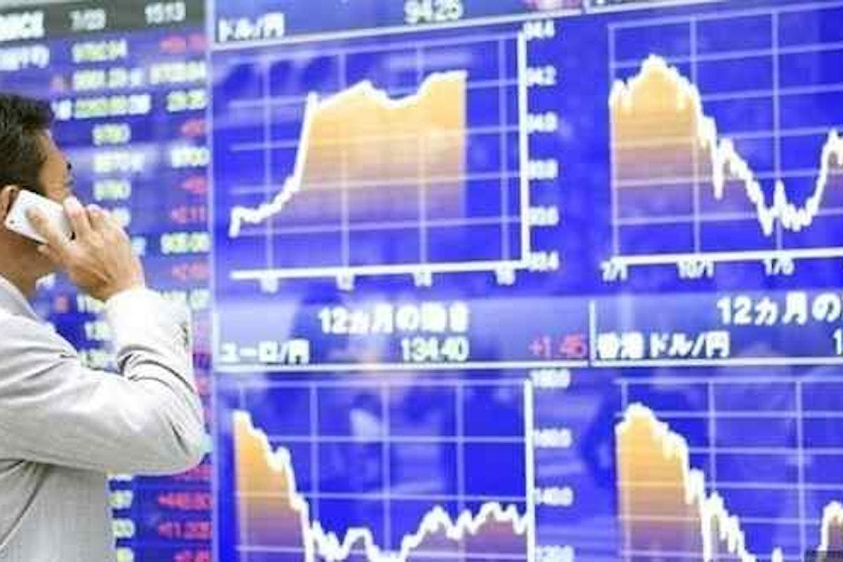 Mercati azionari asiatici in ripresa. Sprint grazie al Nasdaq e ai minori timori su Covid
