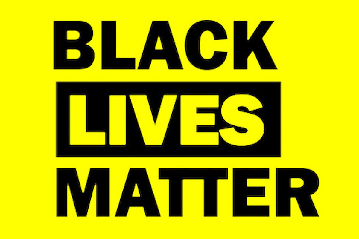 Raduno BLACK LIVES MATTER a Tunisi contro il razzismo, intervista