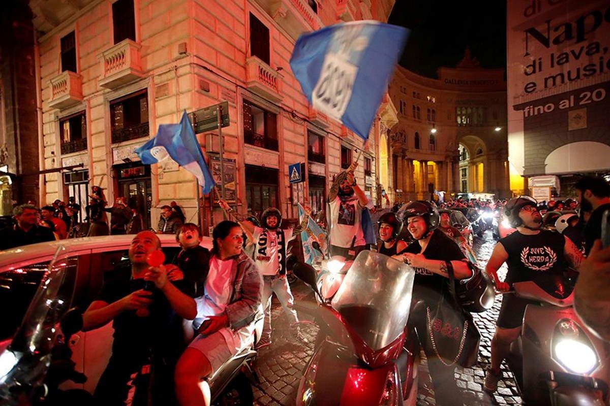 Il Napoli si aggiudica la Coppa Italia 2019/2020. Le dichiarazioni di Sarri e Gattuso