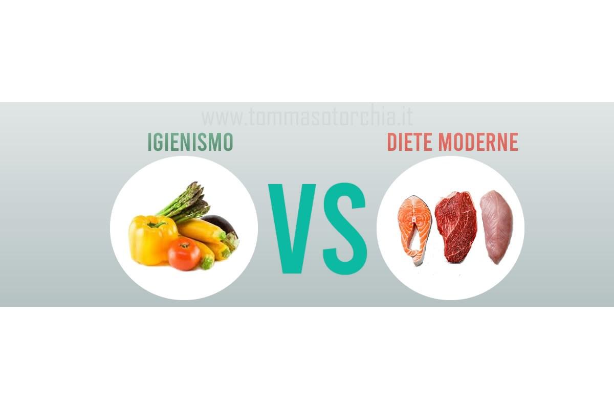 Igienismo Vs Diete moderne (2° parte)