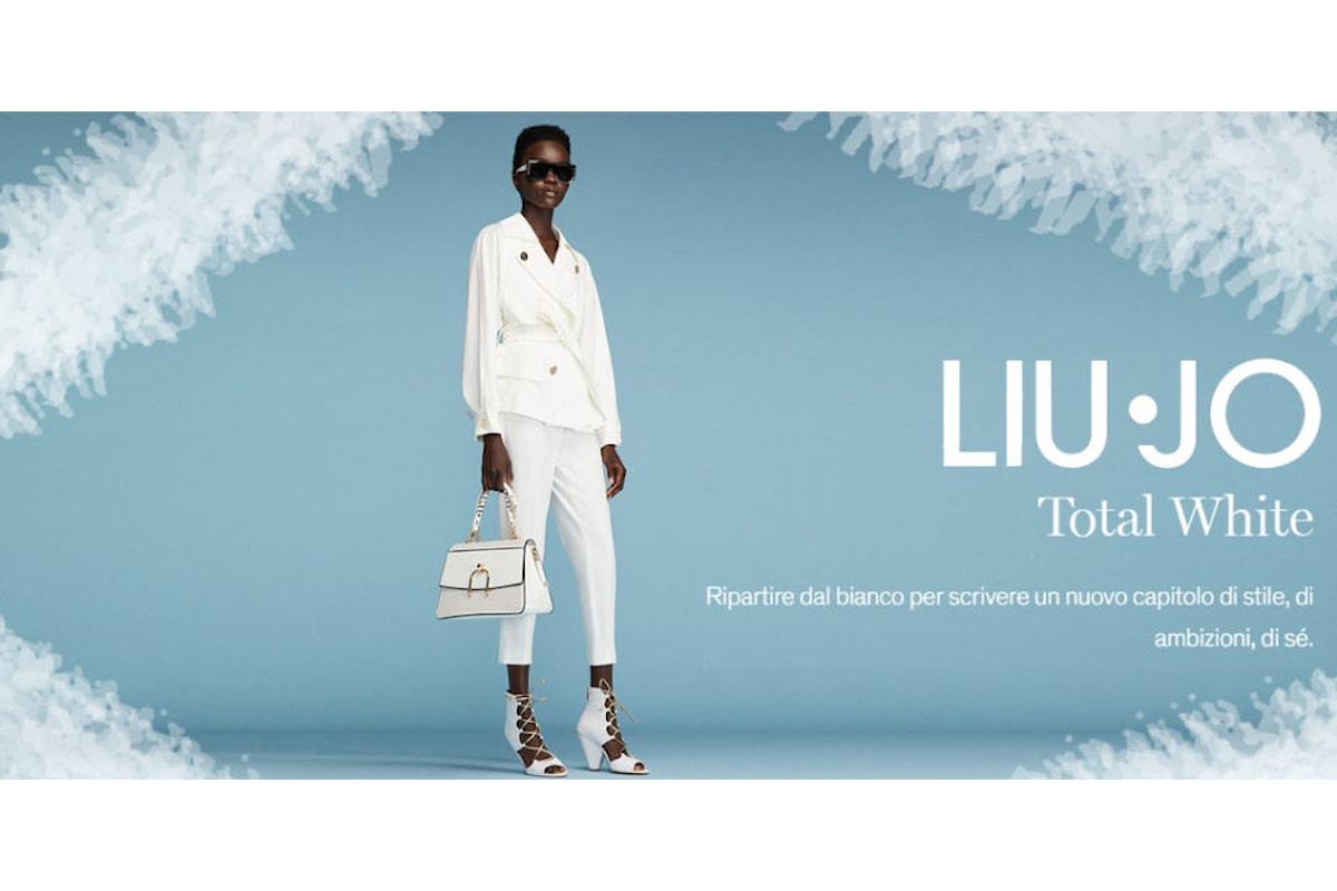 Ripartiamo dal Bianco con le novità Liu Jo!