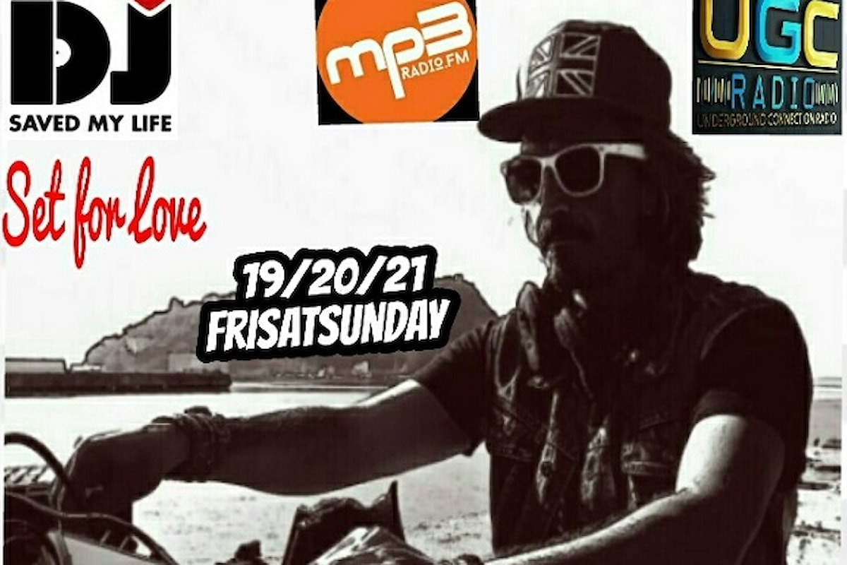 Dj Claudio Ciccone Bros. weekend set In The Name Of Music & Love