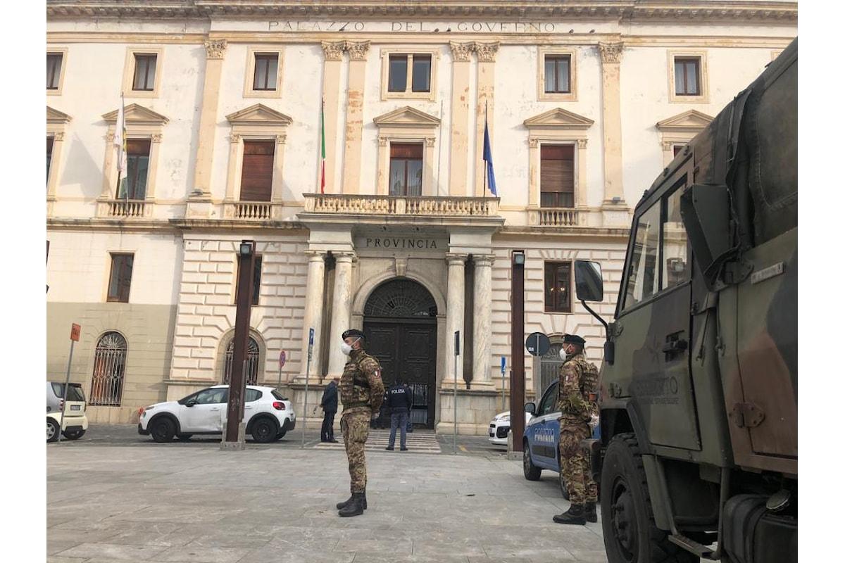 Bari: avvicendamento alla guida Raggruppamento Puglia-Basilicata in Operazione Strade Sicure