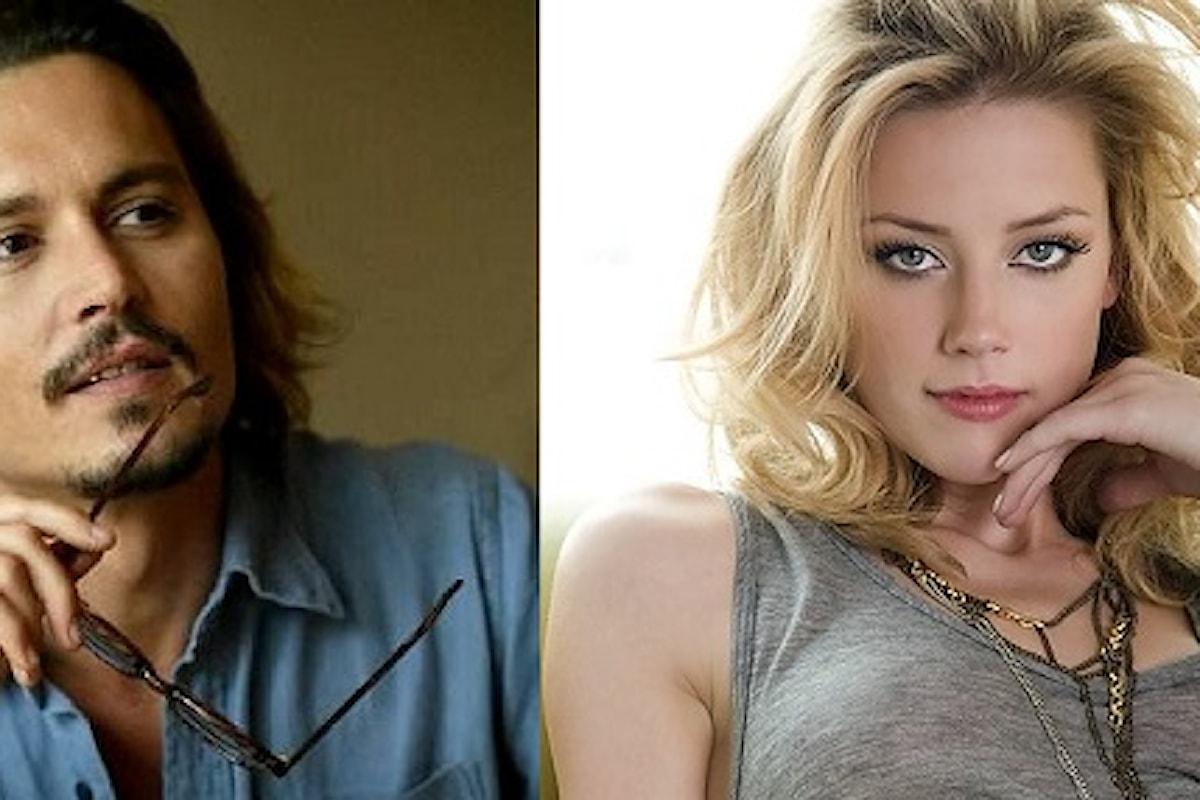 Johnny Depp e Amber Heard: la guerra continua