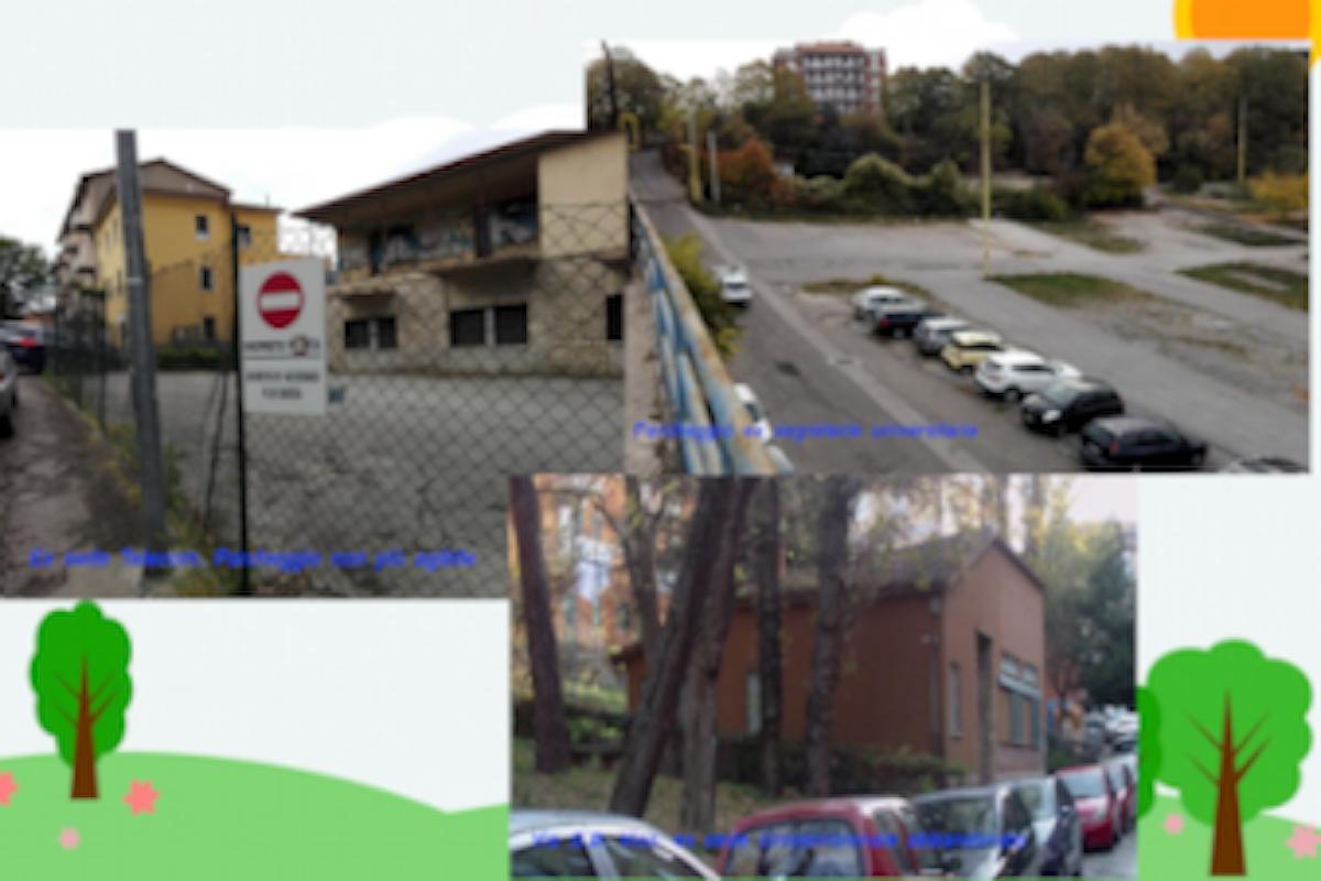 IL QUARTIERE PALLOTTA? DIMENTICATO! Un quartiere di Perugia nel degrado sociale e ambientale più assoluto. E la politica comunale guarda, vede e sghignazza!