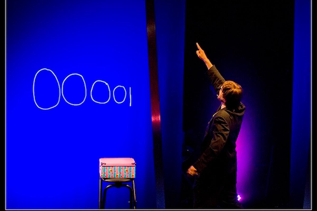 Al Teatro del Lido QuinteScienza: Identità – vite per la scienza. Il teatro e la performance per conoscere la scienza, la sua storia e i suoi protagonisti