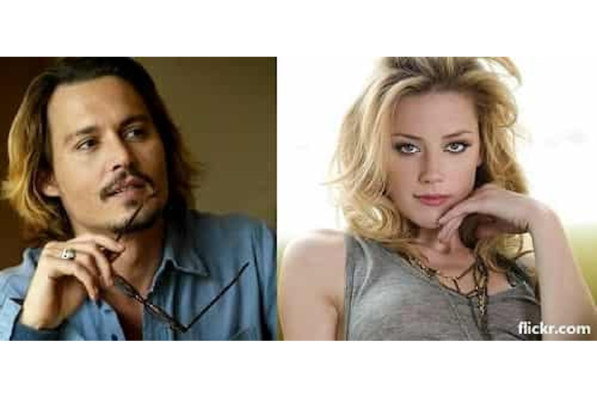 Johnny Depp: Amber Heard sotto accusa, 'picchiò sua sorella'