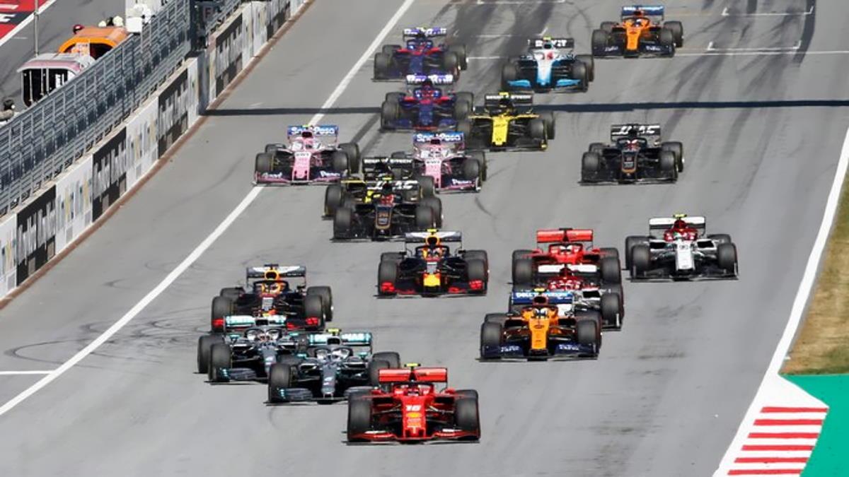 La Formula 1 2020 parte venerdì con il primo appuntamento in Austria
