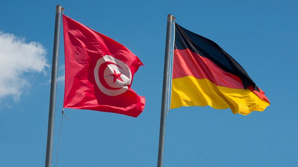 La Germania crede nella Tunisia. l'Italia no