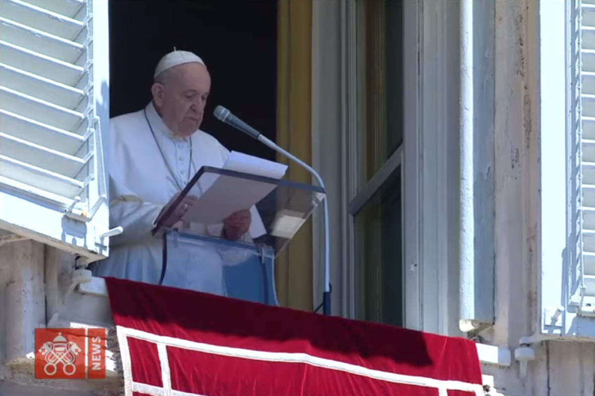 Il Papa, la pazienza e i fascio-sovranisti