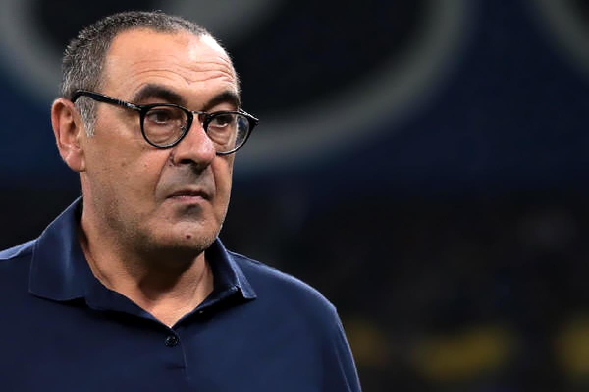 Juventus - Lazio gara decisiva per lo scudetto e per il destino di Maurizio Sarri