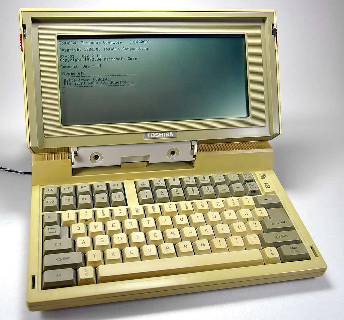 Toshiba non produrrà più pc e laptop