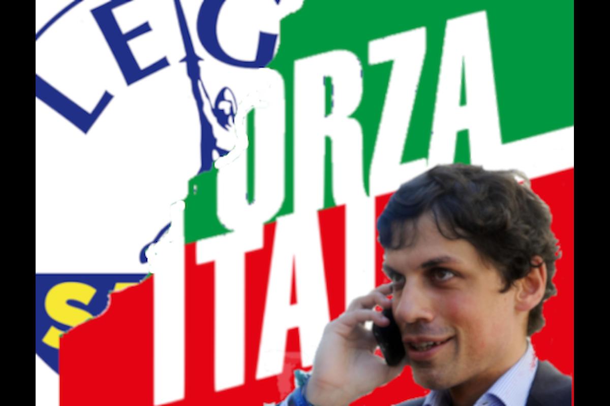 Non dobbiamo credere che Forza Italia possa aiutare Perugia. Troviamo invece il modo che Perugia possa aiutare Forza Italia!
