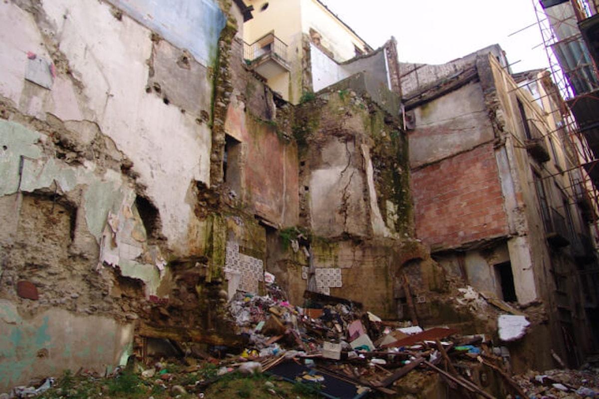 Cosenza, una città abbandonata nel degrado