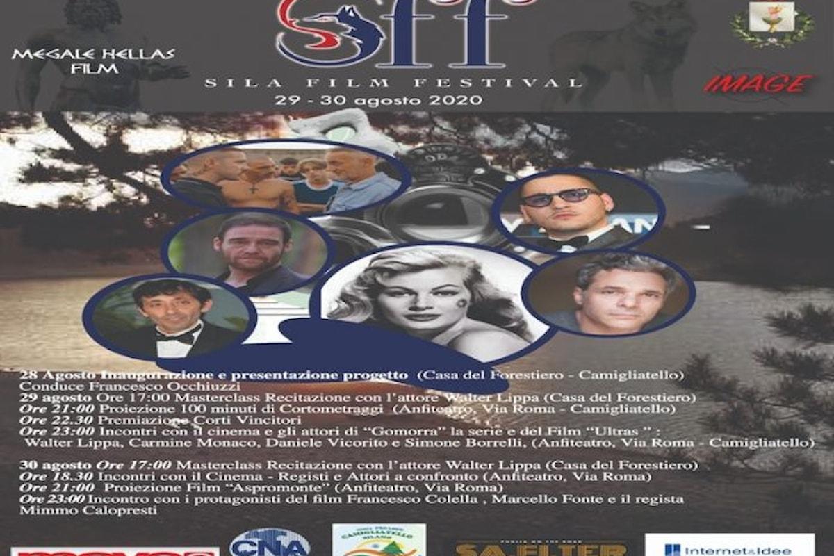 Sila Film Festival: la Calabria apre al cinema internazionale