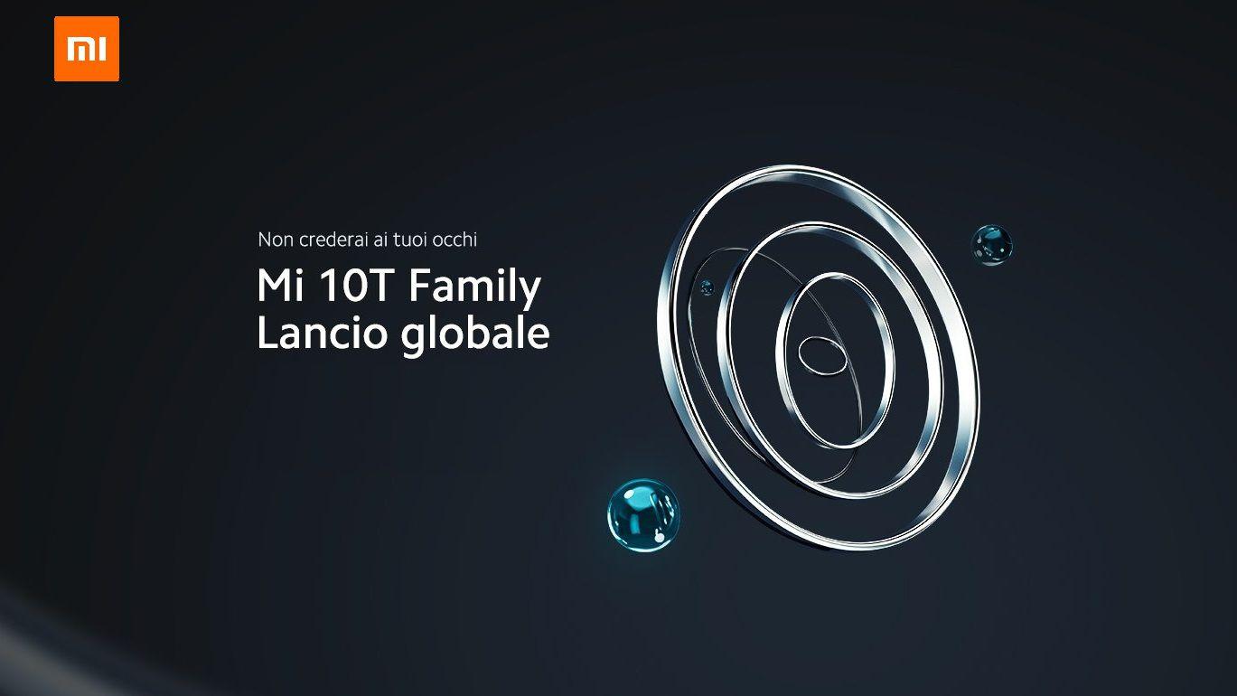 Mi 10T Family: in diretta streaming la presentazione dei nuovi Xiaomi Mi 10T e Xiaomi Mi 10T Pro