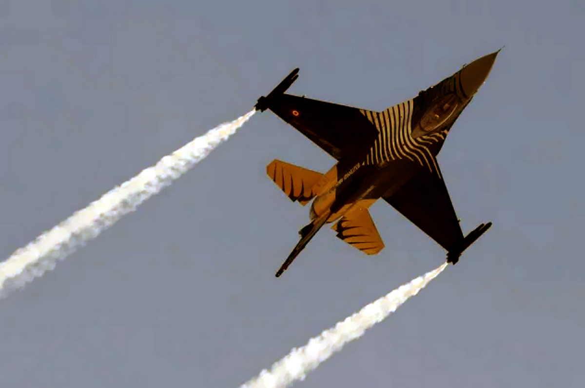 Secondo gli armeni un loro caccia sarebbe stato abbattuto da un F-16 turco
