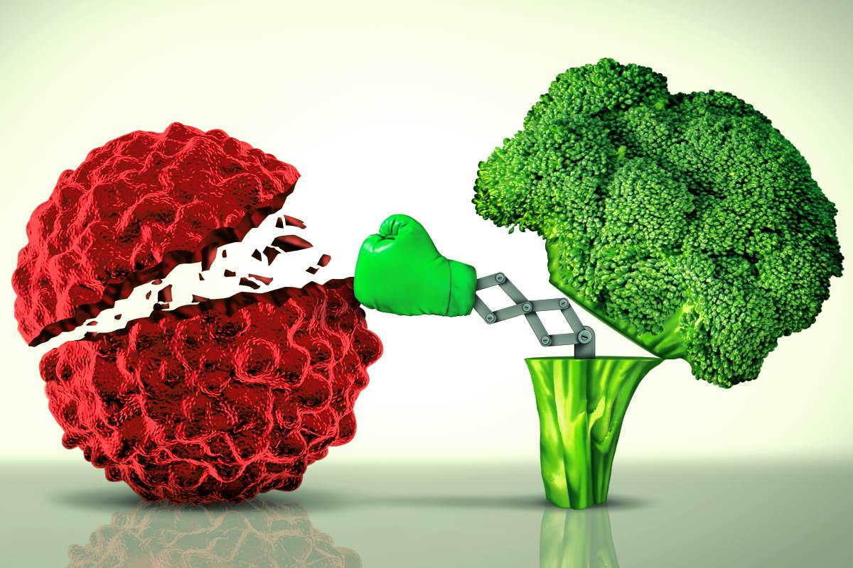 Il cancro e i suoi rapporti con l'alimentazione