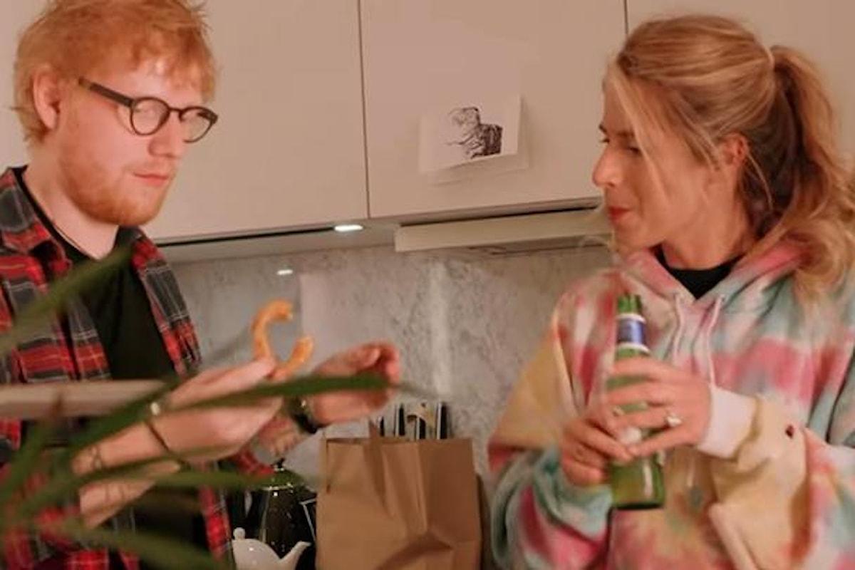Ed Sheeran è diventato papà