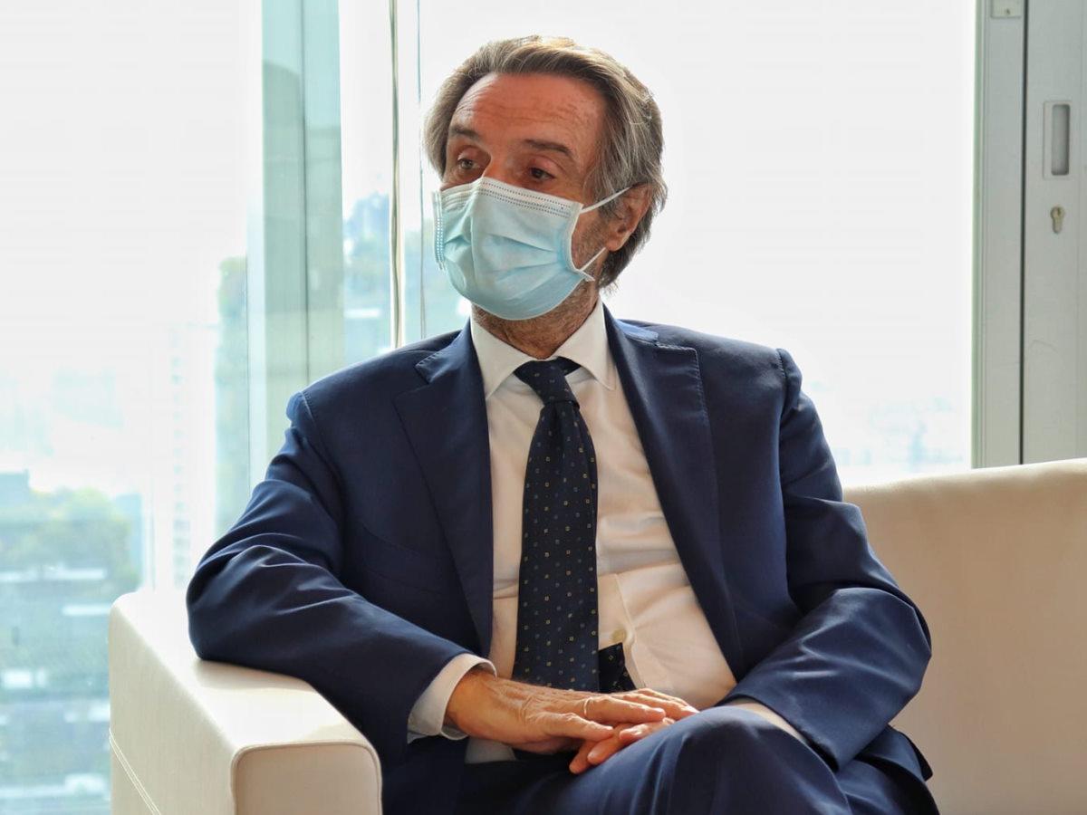 La vicenda camici per la Procura di Milano rileva un diffuso coinvolgimento di Fontana