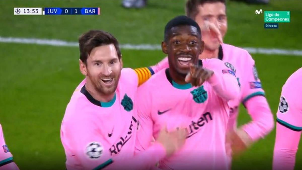 Il Barcellona liquida la Juventus per 2-0 e mette in croce Pirlo