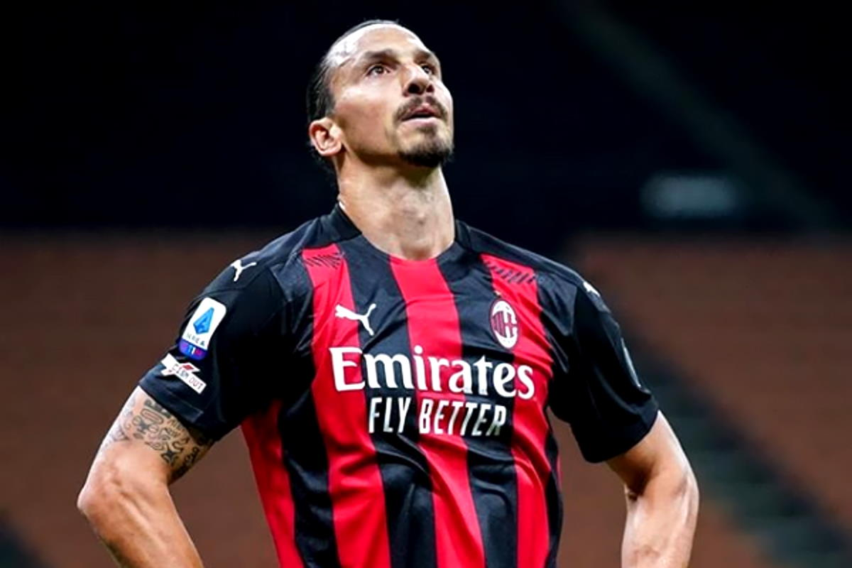 Milan, Ibrahimovic e Duarte ancora positivi al tampone