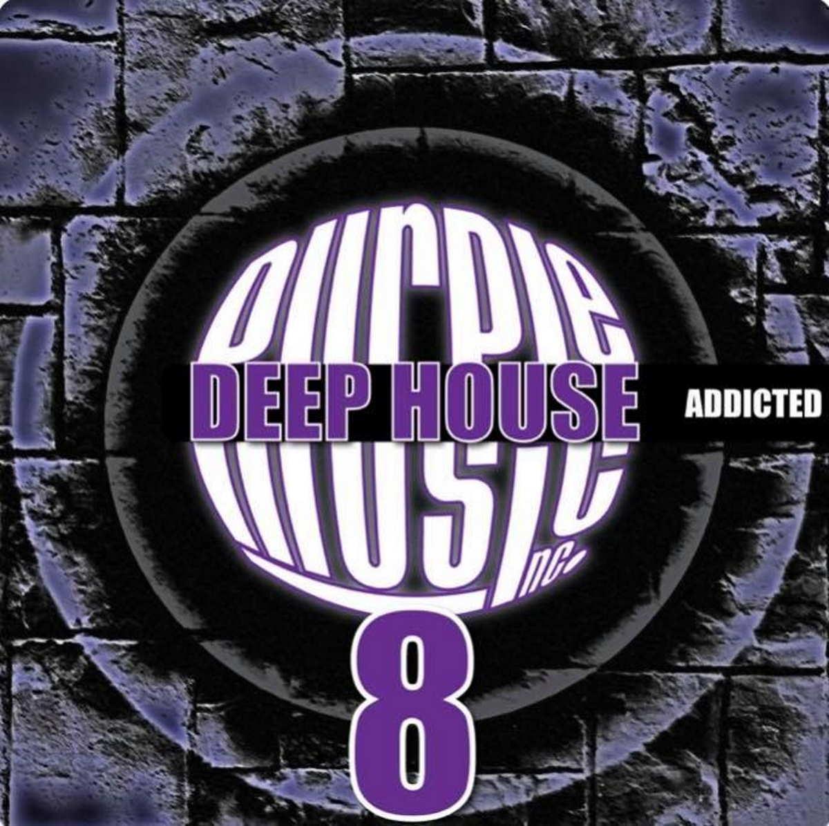 Modus Dj, Come and Go with Me dentro Deep House Addicted 8 (Purple Music) nella versione di Jamie Lewis