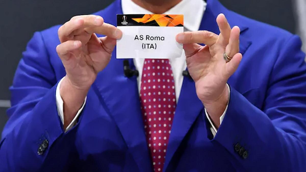Effettuati a Nyon i sorteggi per la fase a gironi di Europa League 2020/2021: Roma, Napoli e Milan giocheranno con...