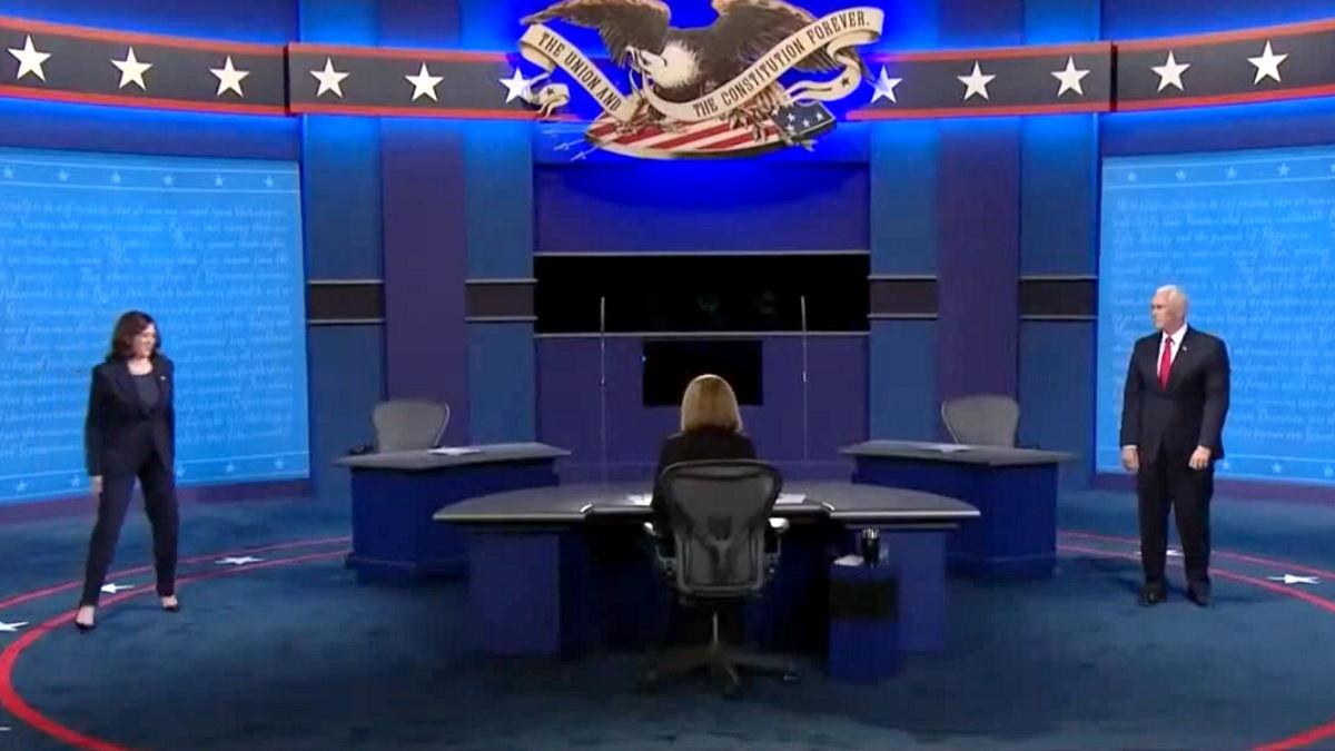 Che cosa ha colpito di più nel dibattito tra Pence ed Harris? Il fatto che sia stato un dibattito civile