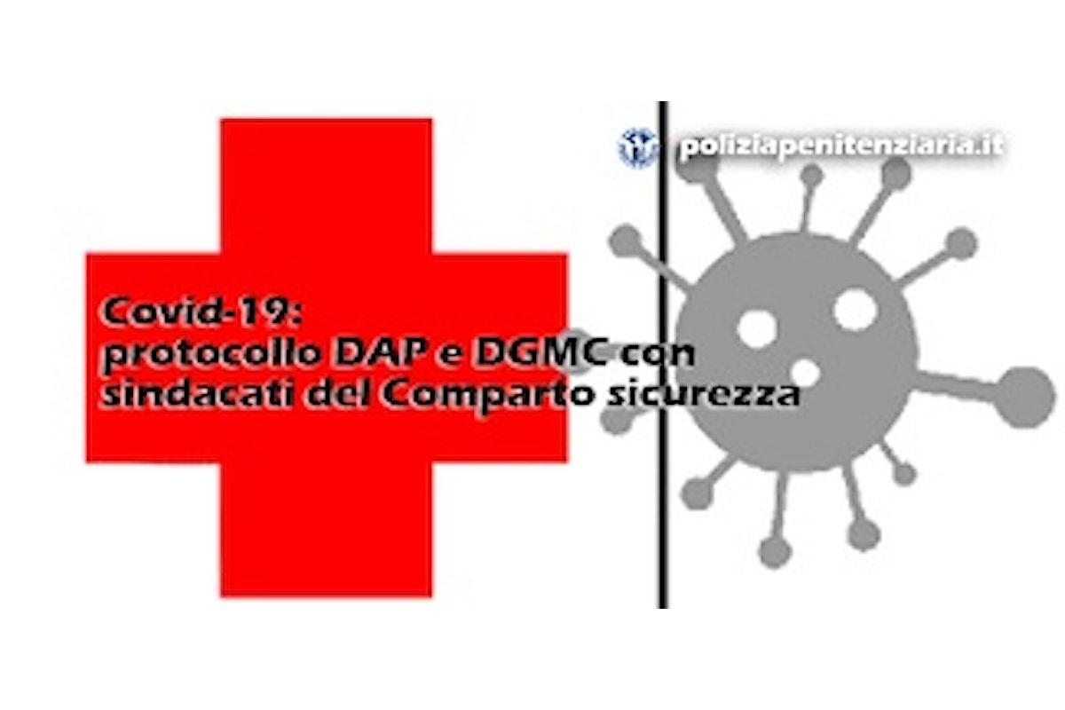 Covid: nuovo protocollo per la sicurezza nelle carceri Italiane