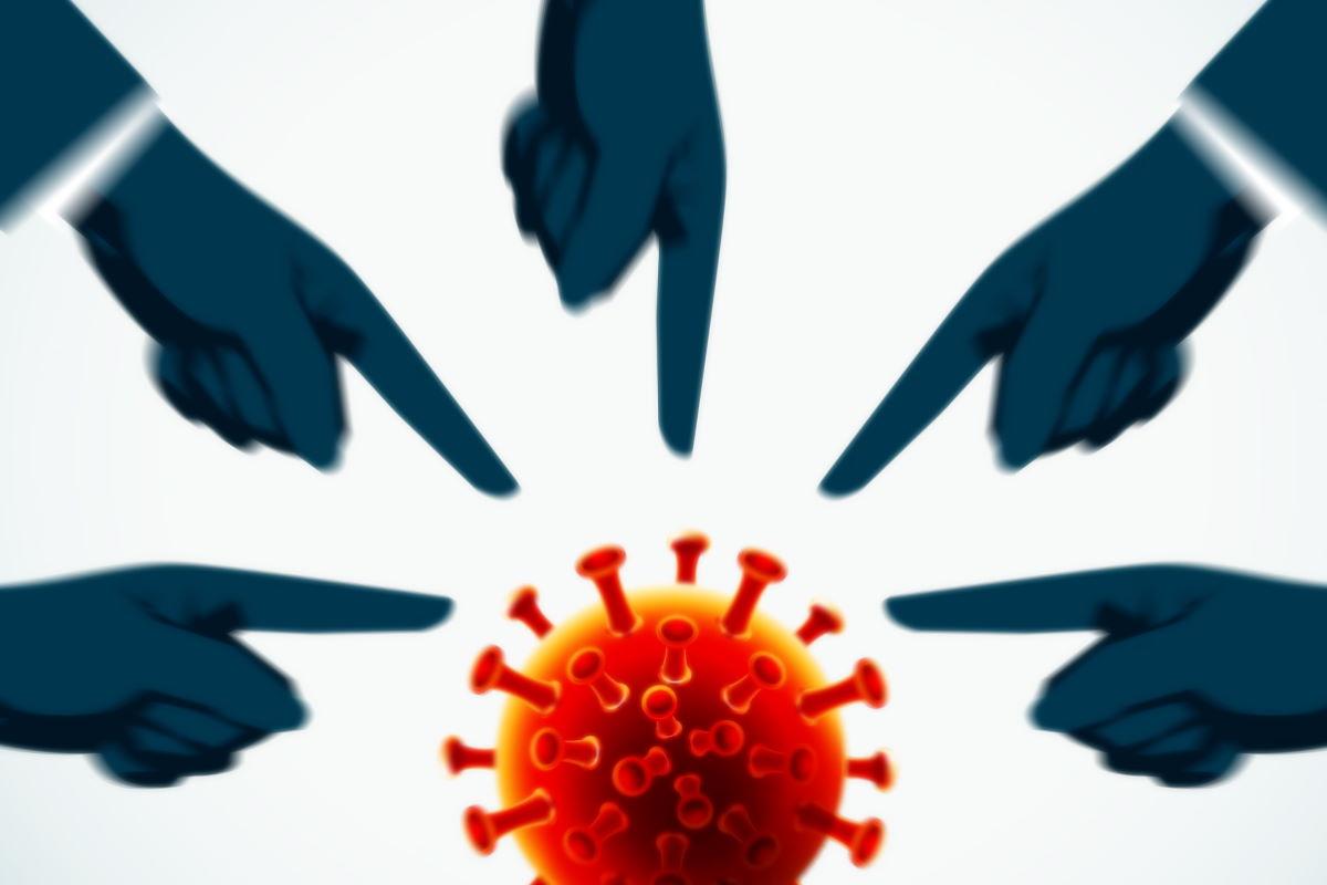 Il virus 'point finger'