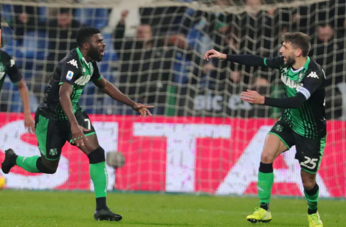 È finito in parità 3-3 l'anticipo della 5.a giornata di Serie A tra Sassuolo e Torino