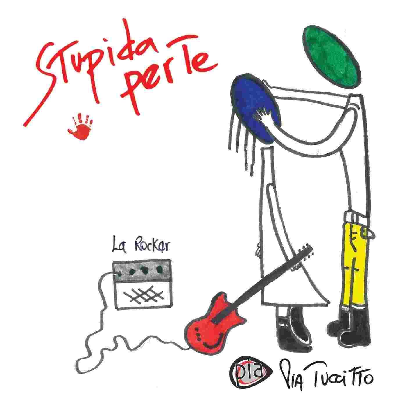"""Pia Tuccitto, """"Stupida per te"""" è il terzo singolo estratto dall'album """"Romantica io"""" della cantautrice rock bolognese"""
