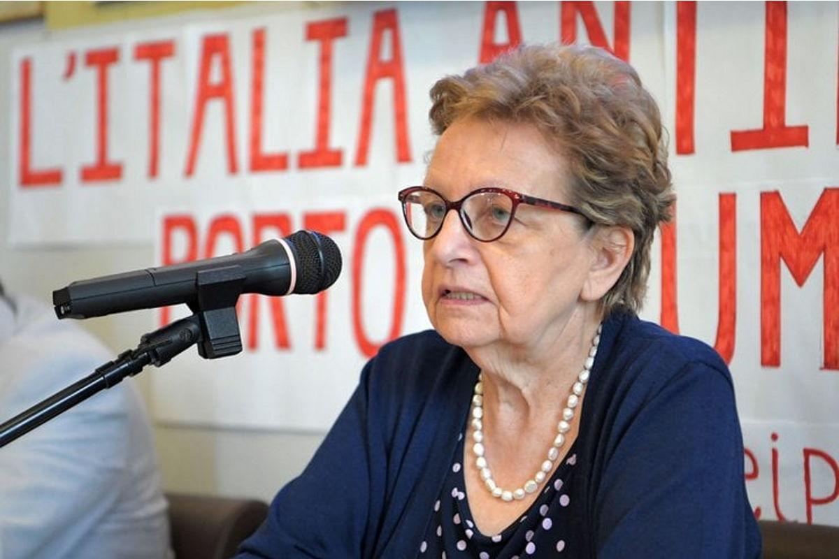 5 ottobre, è venuta a mancare Carla Nespolo, presidente dell'Anpi