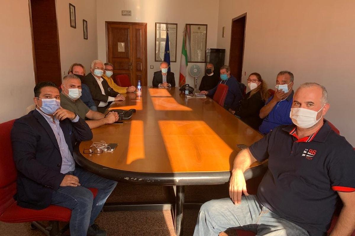 Milazzo (ME) - Gestione dei rifiuti, Midili incontra i sindacati