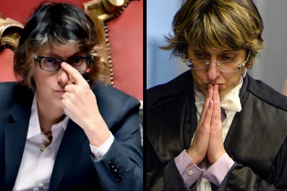 L'avvocata senatrice Giulia Bongiorno accusa Bonafede per esser risultata positiva al coronavirus
