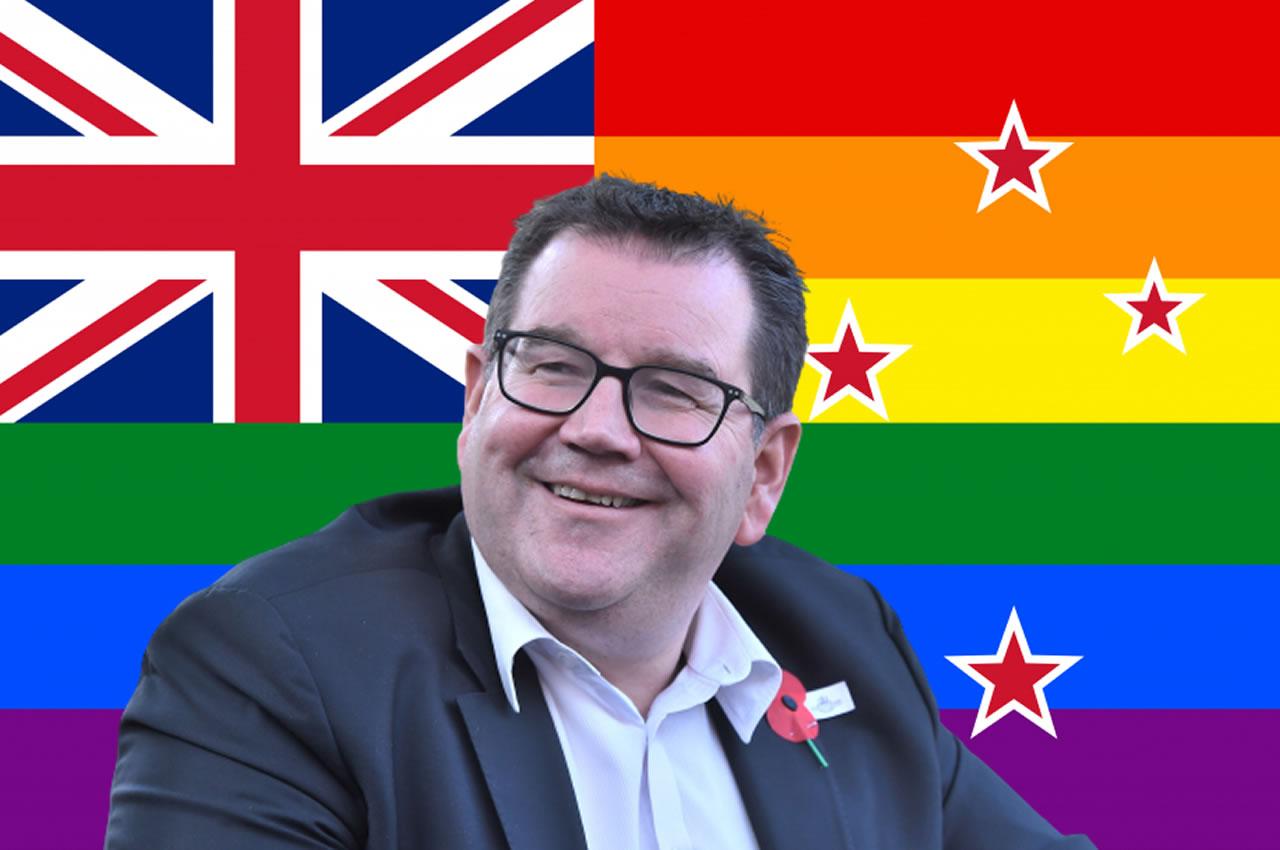 Nuova Zelanda, Grant Robertson gay dichiarato e Vicepremier