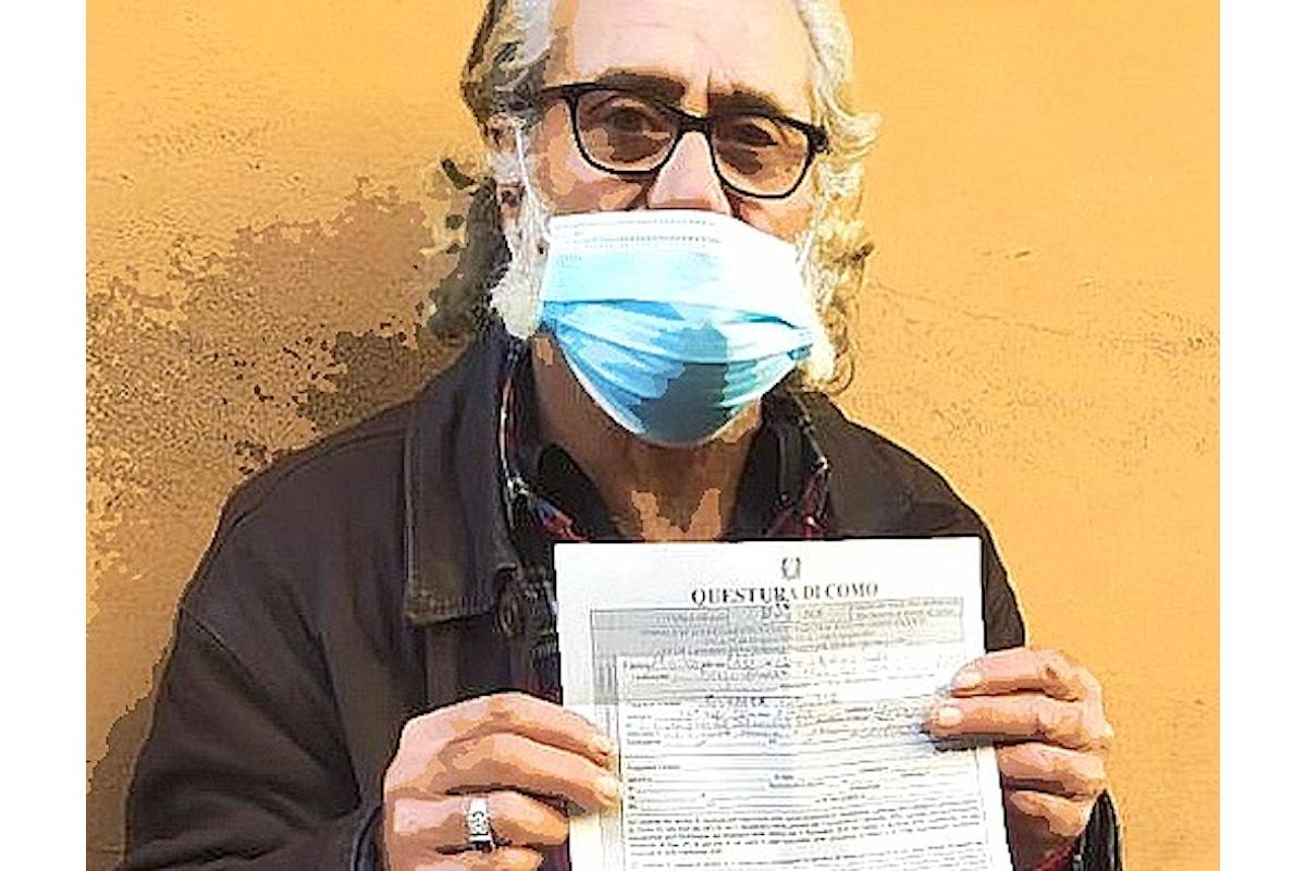 Ora multano un senzatetto per via del DPCM: si recava senza motivo fuori da casa... quale?