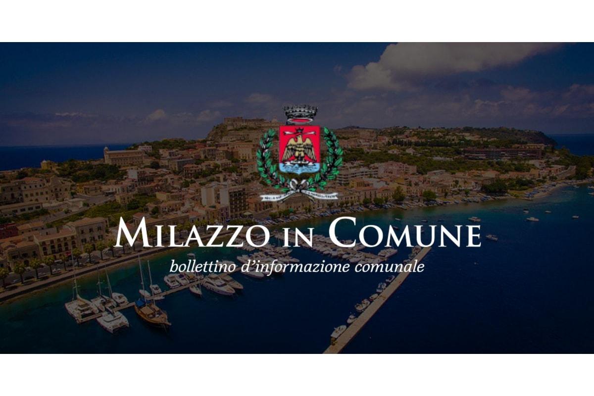 Milazzo (ME) – Restyling del Bollettino di informazione comunale