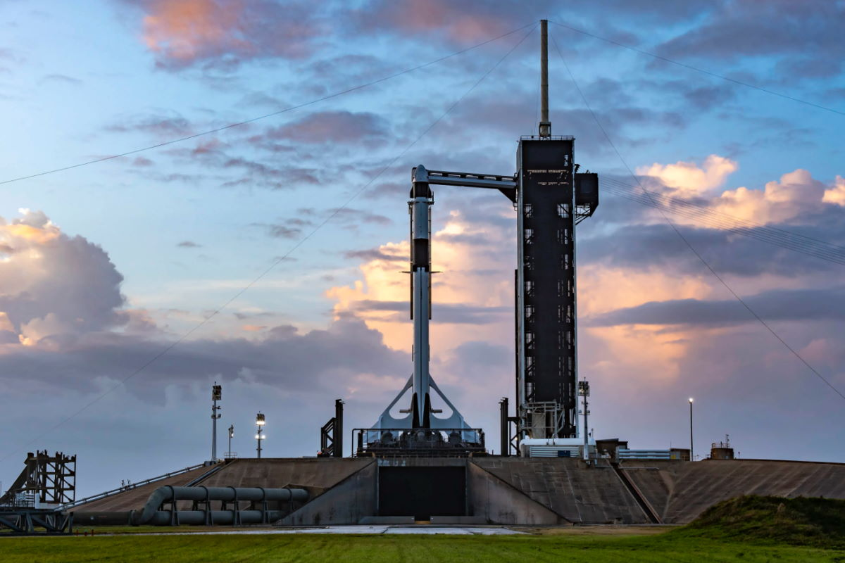 Rimandato di 24 ore il lancio della Dragon, la prima missione operativa della navetta di SpaceX
