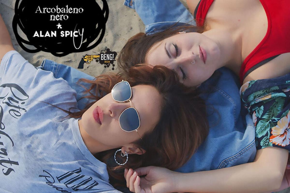 Con ARCOBALENO NERO gli ALAN SPICY tornano con un singolo e un videoclip