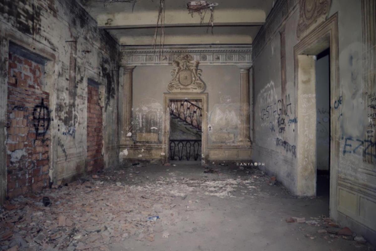 La strega di Villa Magnoni