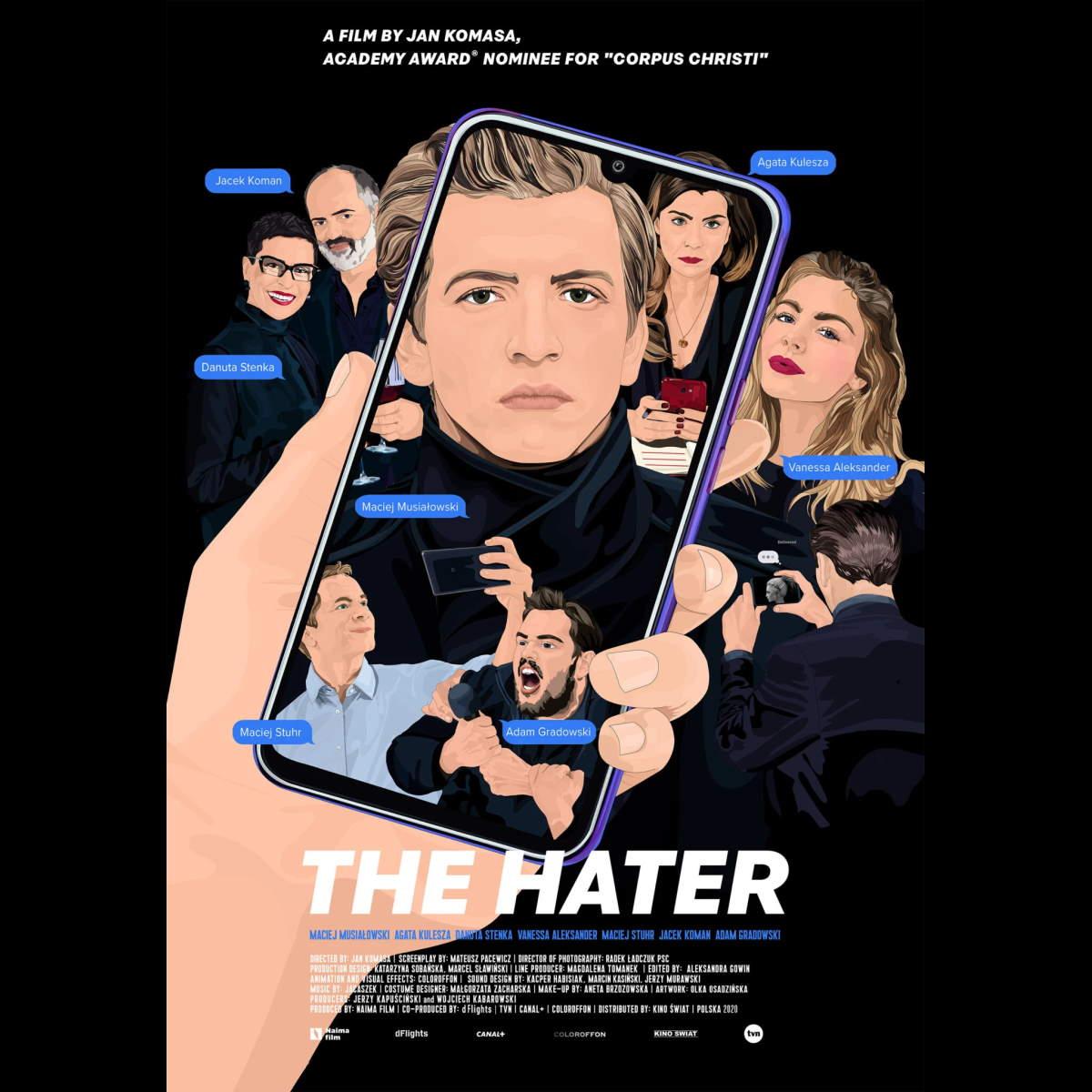 The hater è un saggio monumentale sull'uso distorto dei social media