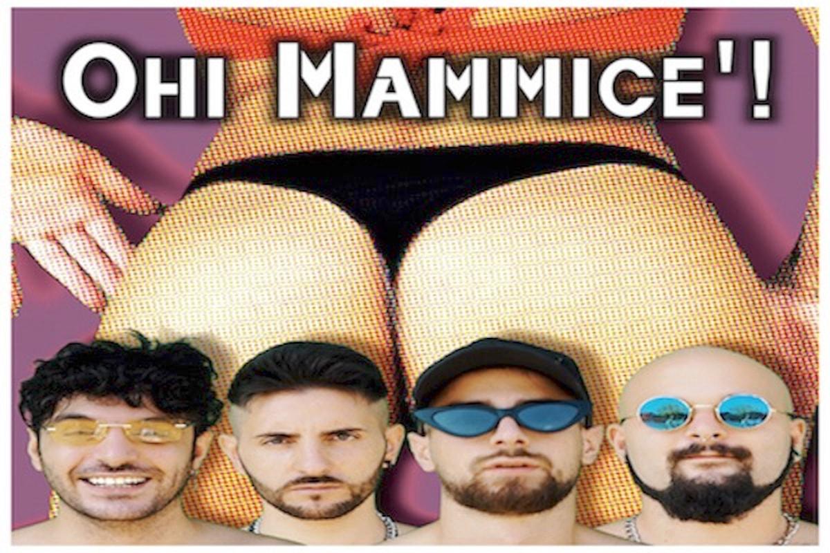 Ohi Mammicé! Dalla Calabria arriva il singolo: Quattro rapper e un testo di denuncia
