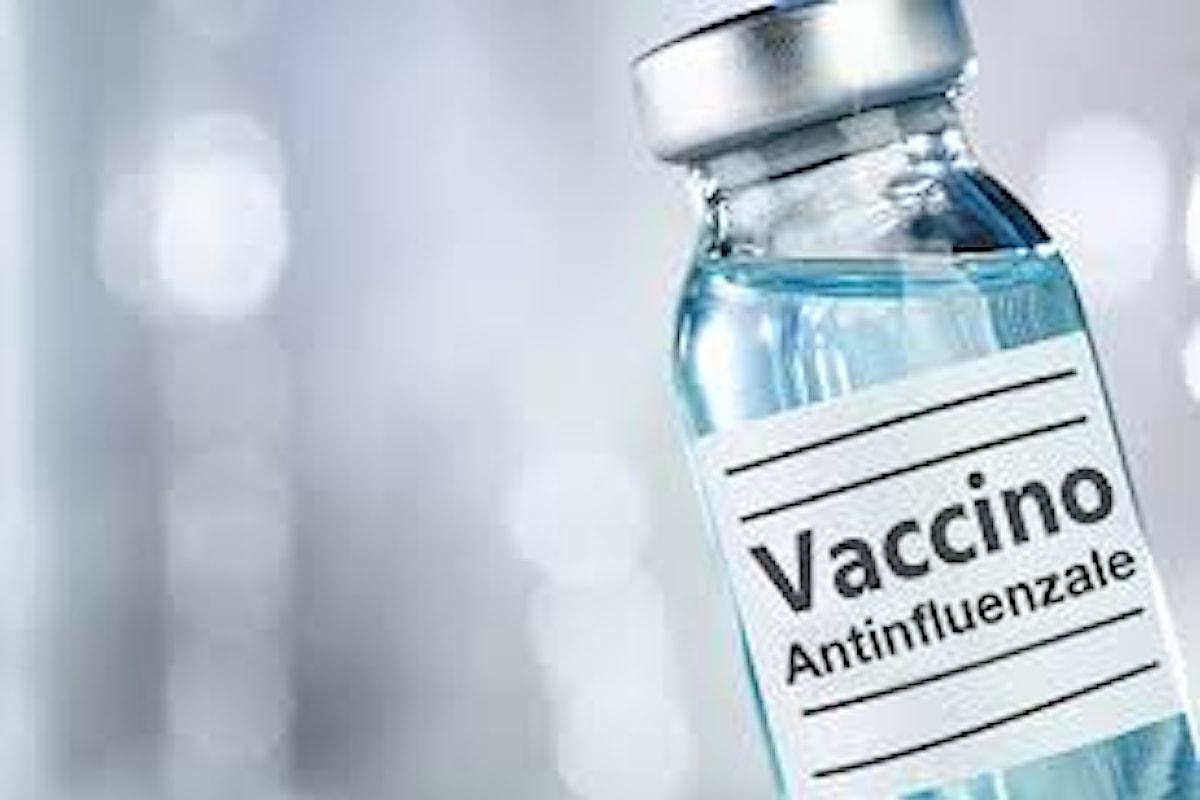 Vaccinati già oltre 11 milioni di Italiani per l'Influenza stagionale