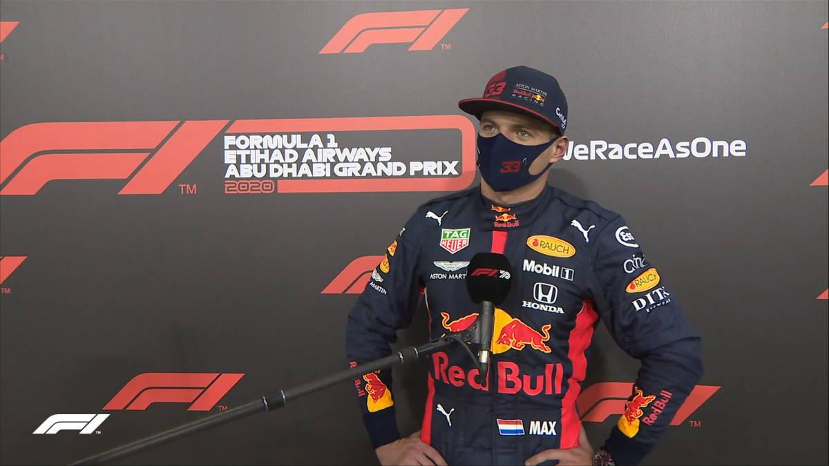 Formula 1, a Verstappen la prima pole di stagione nel GP di Abu Dhabi