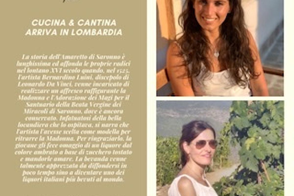 Cucina & Cantina oggi arriva in Lombardia