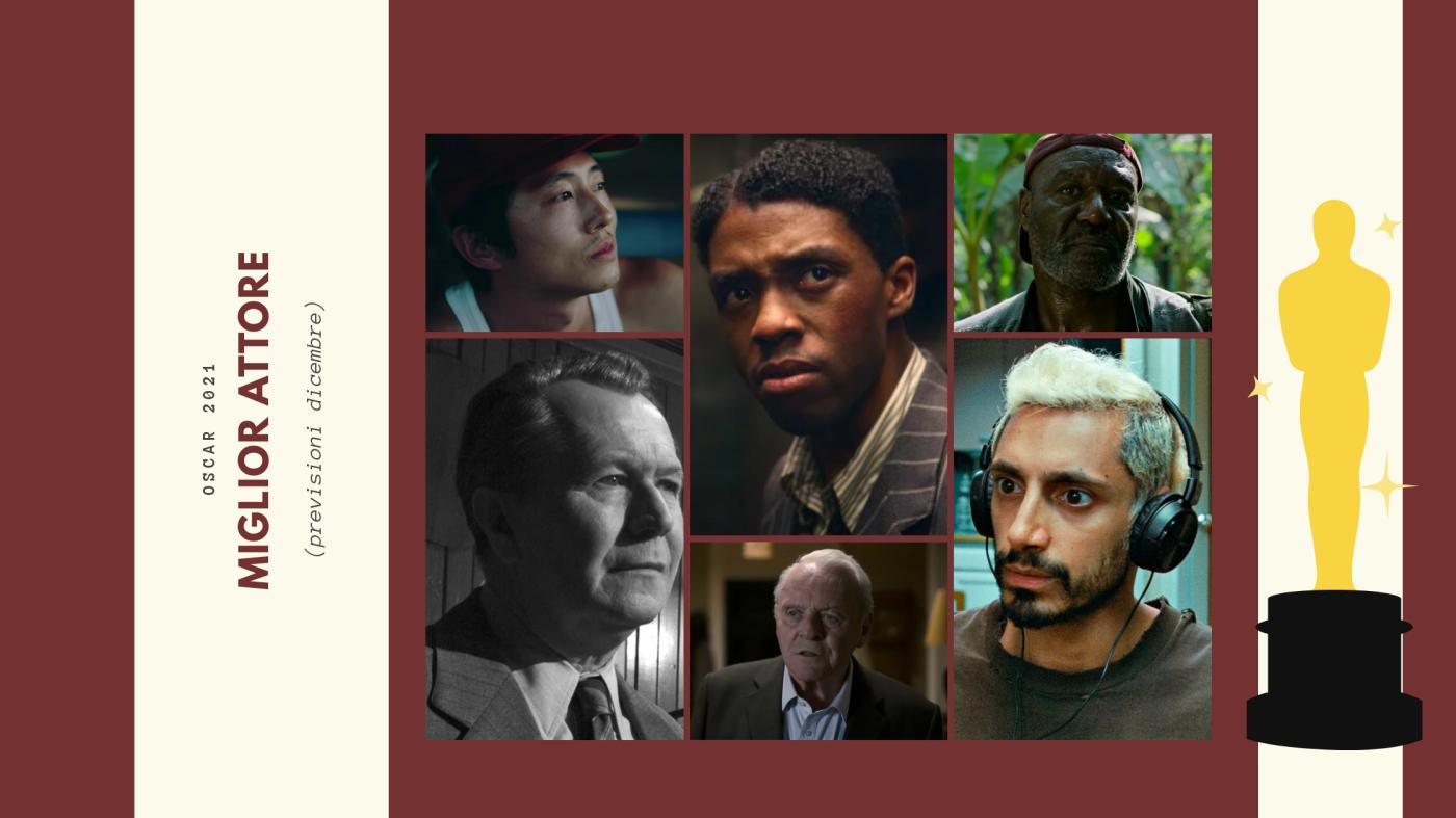 Oscar 2021: i 10 migliori attori che possono ambire ad una nomination (previsioni dicembre)
