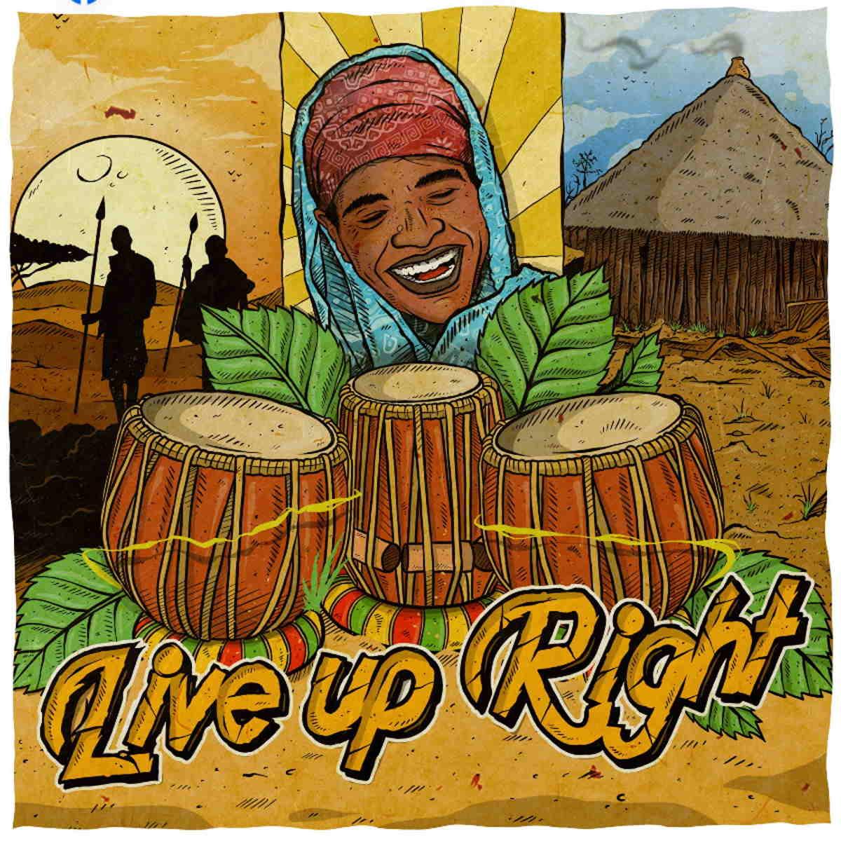 Live Up Right – Ishmel Mcanuff